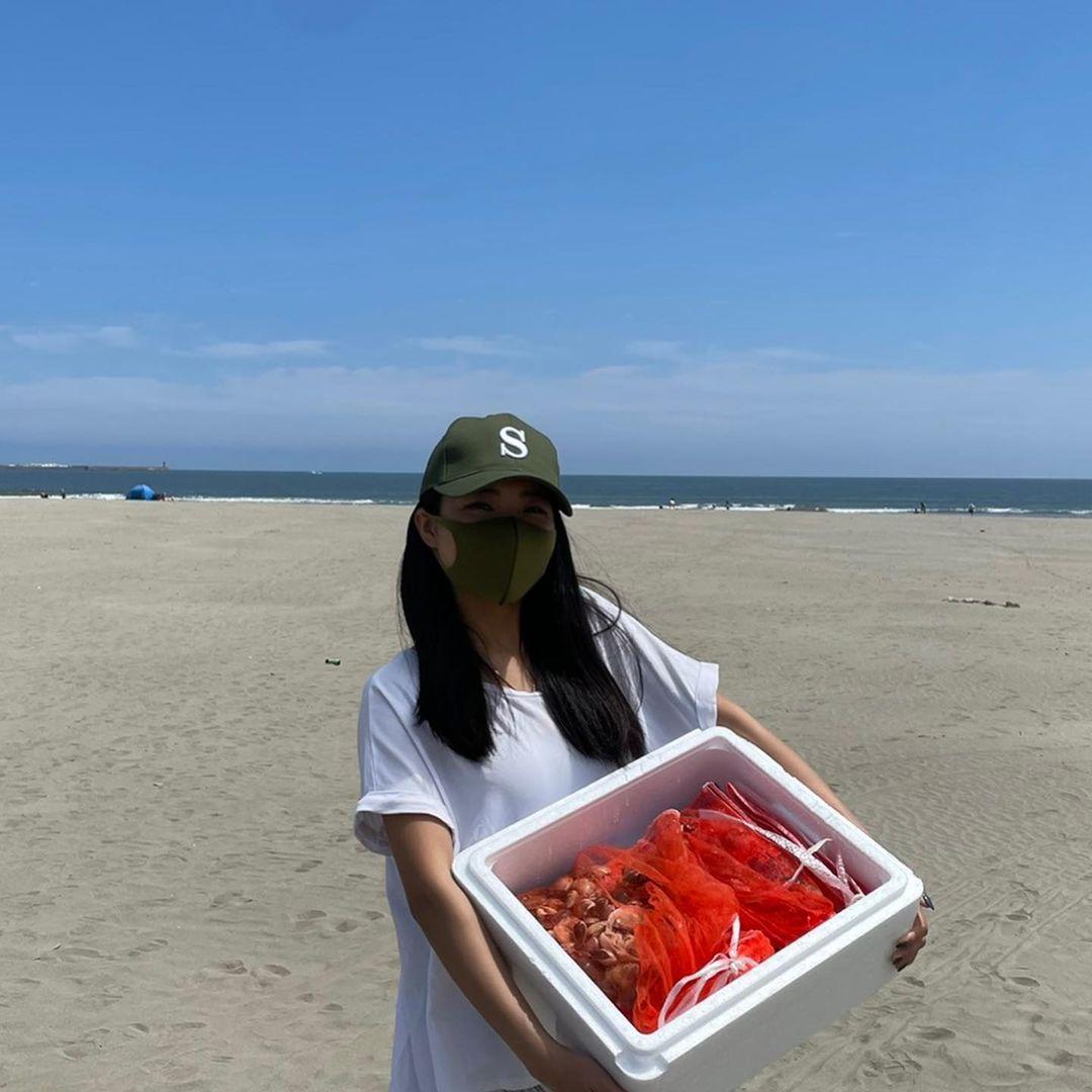 「大洗サンビーチ」で潮干狩りリベンジ🔥page-visual 「大洗サンビーチ」で潮干狩りリベンジ🔥ビジュアル